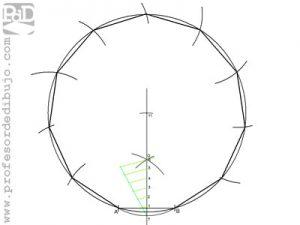 Método general para dibujar polígonos partiendo del lado