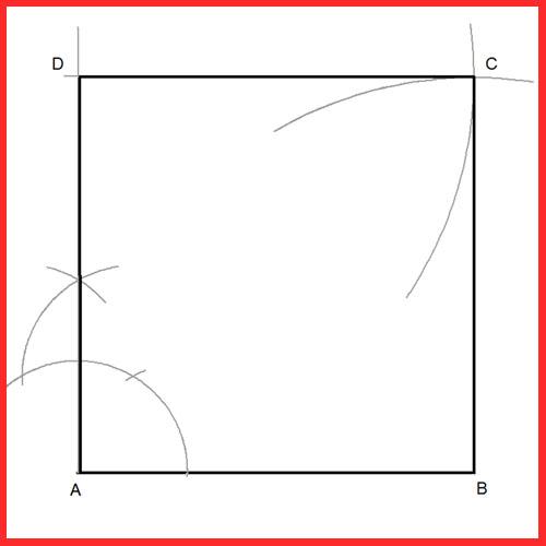 cuadrado según la medida del lado