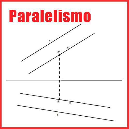 Paralelismo en Sistema Diédrico