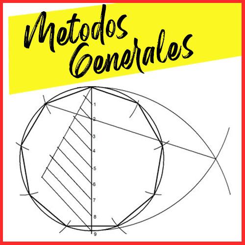 Método general para dibujar polígonos regulares